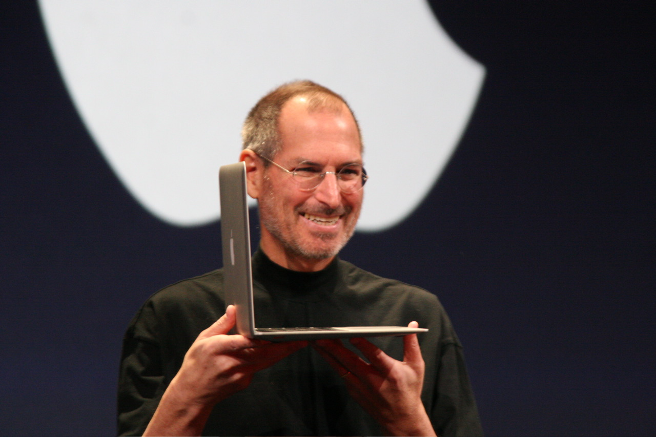 steve jobs creator of apple This is the exact reason apple has been and will be taking a dive as their products get worse and worse spoken from the mouth of the creator himself.