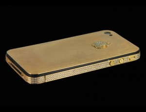 The world's most expensive iPhone 4S at $9.4 Million back