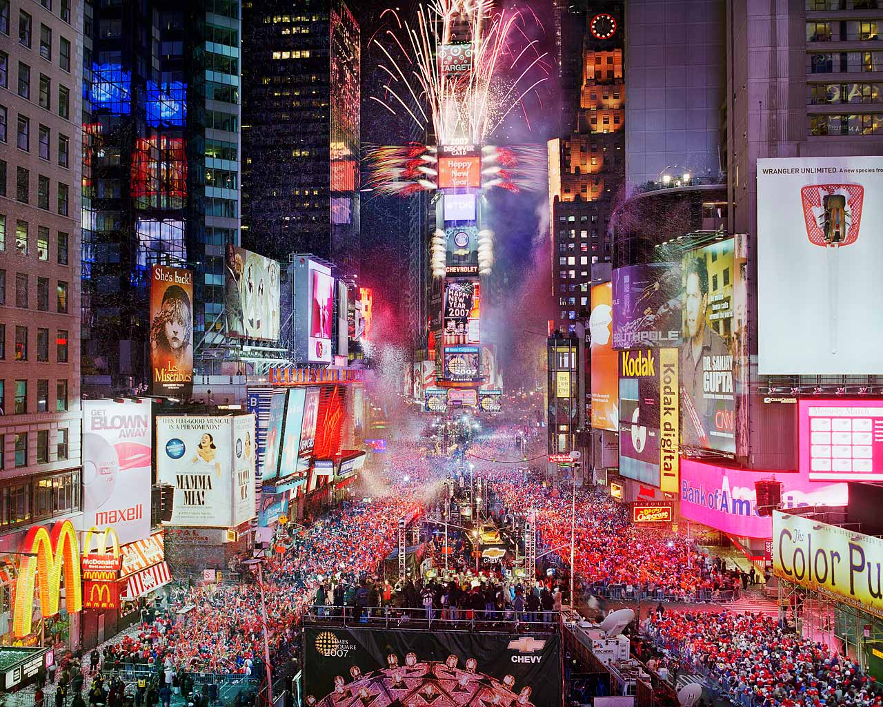 new york new year backgrounds view source