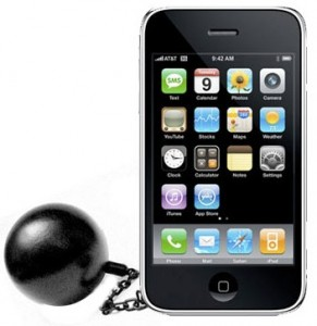 iphone-ball-and-chain