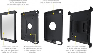 ipad3 otterbox defender case