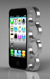 knucklecase iphone 4s