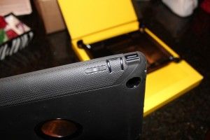otterbox defender for new ipad volume buttons