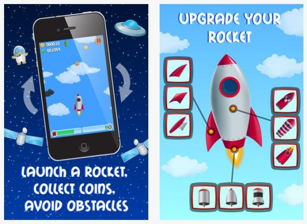 Review: Rocket Space For IPhone & IPad