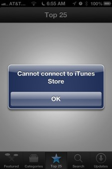 how to fix iphone connect to itunes