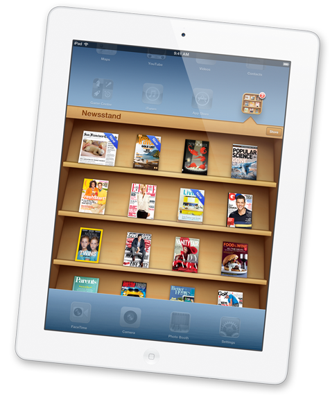 how to get rid of newsstand