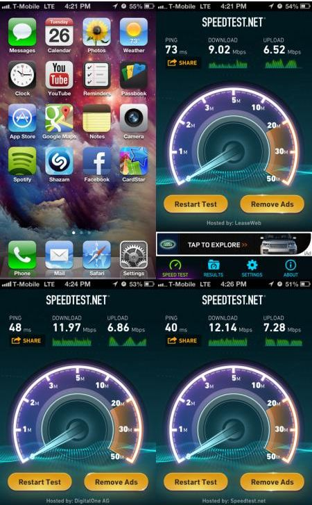 How To: Enable LTE on iPhone 5 for T-Mobile