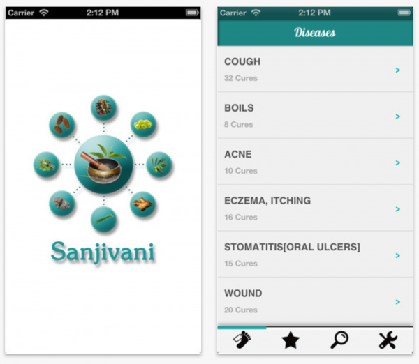 Sanjivani for iOS