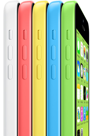 Meet the new iPhones  Pre-order iPhone 5c today