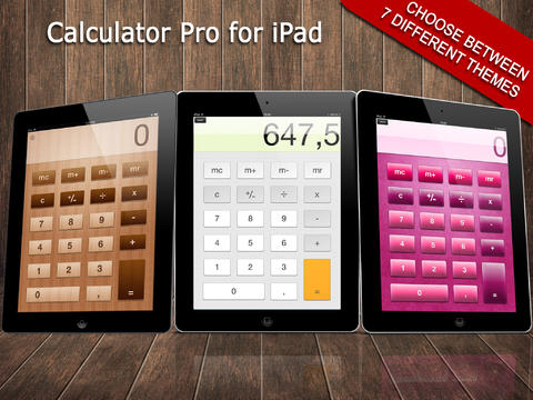Calculator Plus for iPad