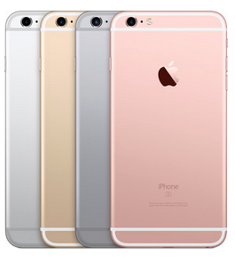 iPhone 6S Plus colors
