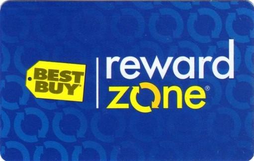 FREE 12 Best Buy Reward Zone p...