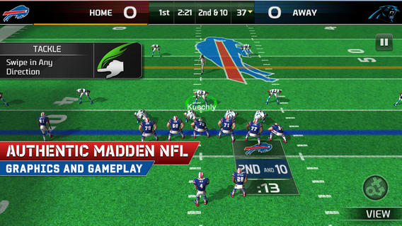 Madden NFL 25 for iOS
