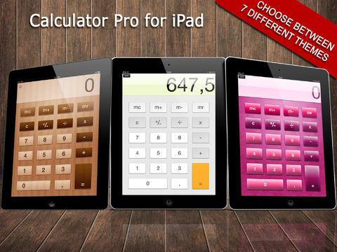 Calculator Plus for iPad