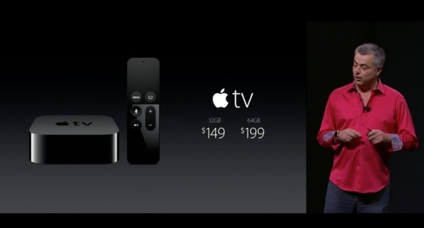 Apple tv price