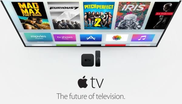 new apple tv large